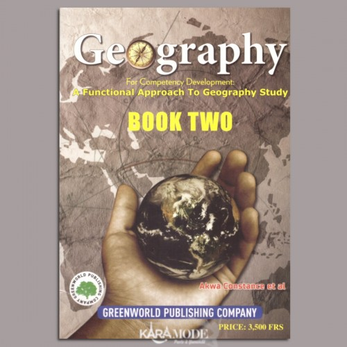 Geography for competency development - Book Two - Form 2